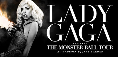 Lady Gaga: The Monster Ball Tour (Blu-ray/DVD)